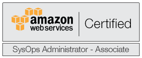 AWS Certified SysOps Administrator - Associate